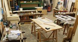 vendita listelli legno, mobili grezzi, battiscopa