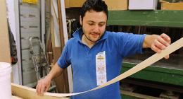 taglio pannelli legno, taglio assi legno, tavole legno