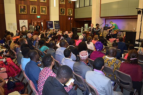 Event for African-Australians