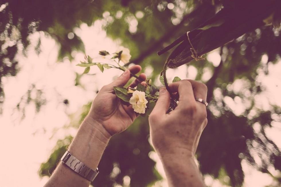 fiore per allestimento da matrimonio