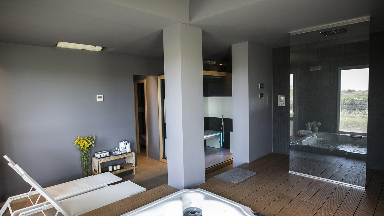 interno della spa