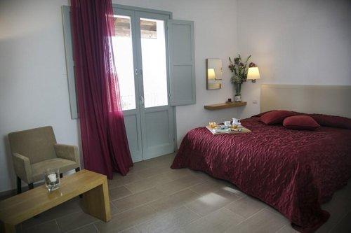 stanza matrimoniale del resort