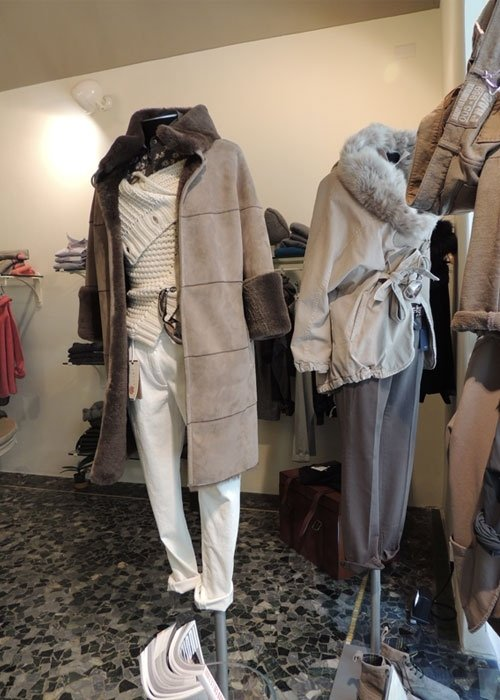 Cappotto lungo donna
