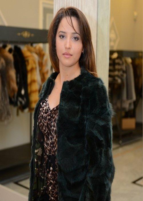 Giacca ispirata Chanel