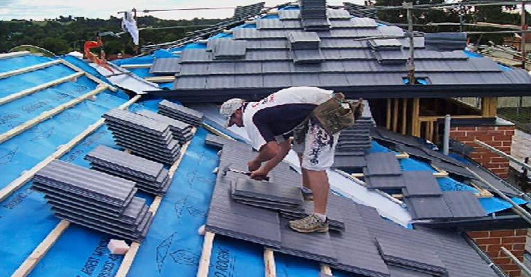 Apex sydney roofing services roof fixing