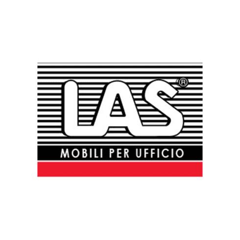 M.D.Arredamenti è rivenditore autorizzato di Las mobili per ufficio.