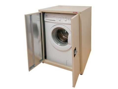 Copri lavatrice ad ante