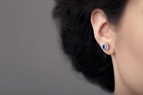 stud ear ring