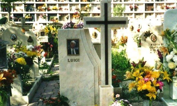 tombe di famiglia