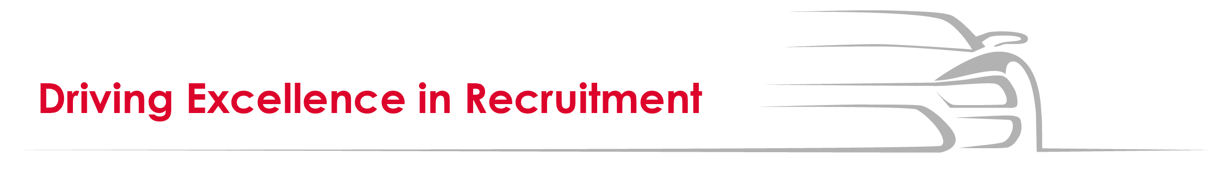 driving excellence in recruitment