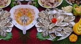 cucina tradizionale di pesce