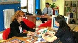 uffici di agenzia per il turismo