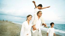 vacanza organizzata in zona balneare per famiglie