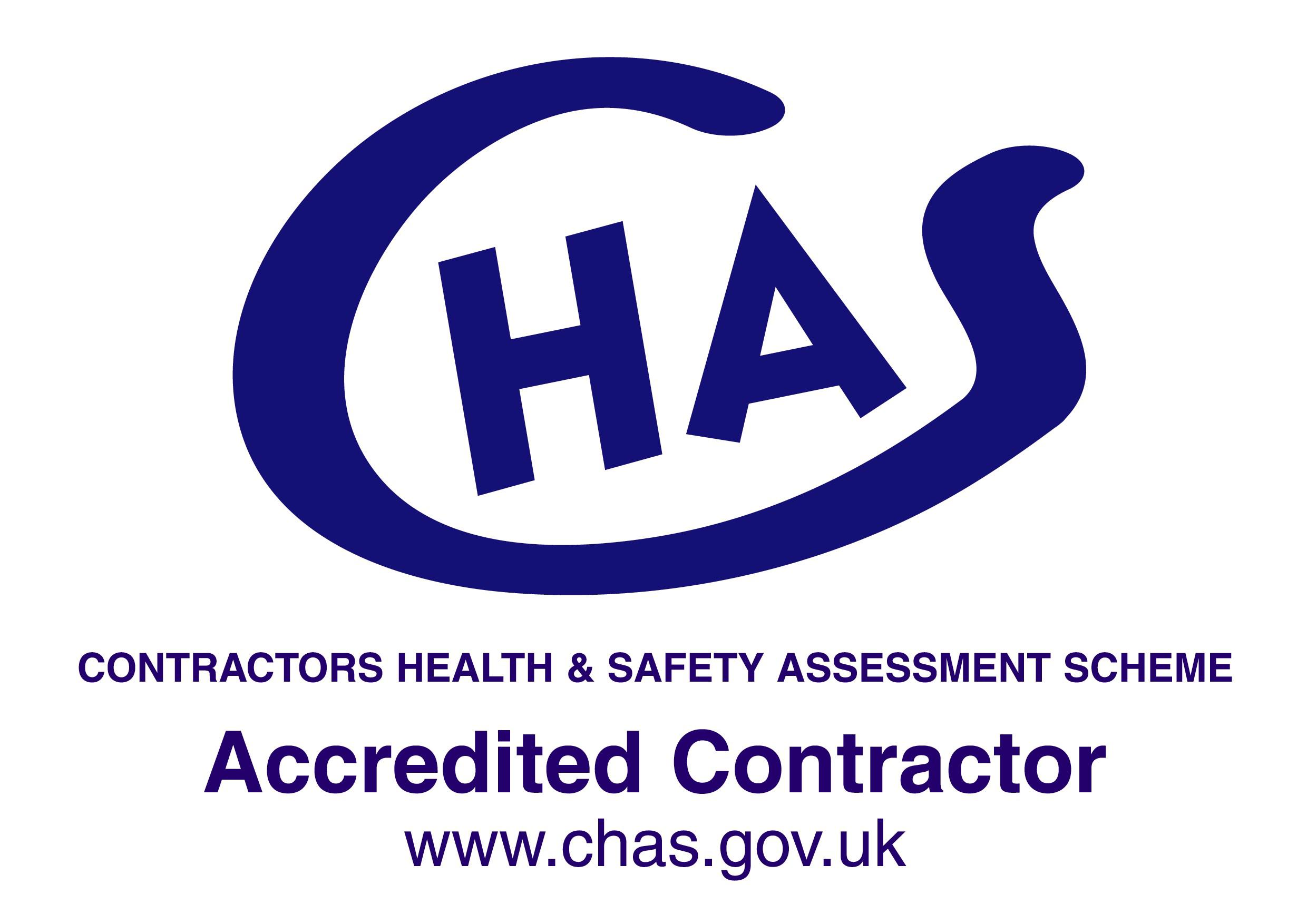 Contractors Health & Safety (CHAS) logo