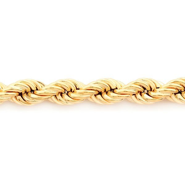 parte di collana in oro