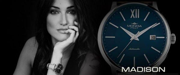 banner promozionale orologio madison mondia italia