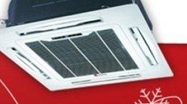 climatizzatore soffitto officio