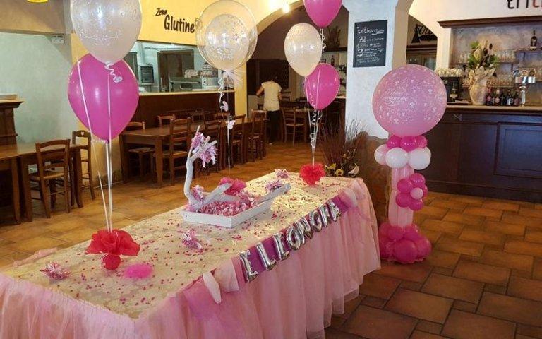 Decorazioni Per Feste Di Compleanno Roma : Locale per feste e compleanni roma pizzeria bisteccheria triticum.