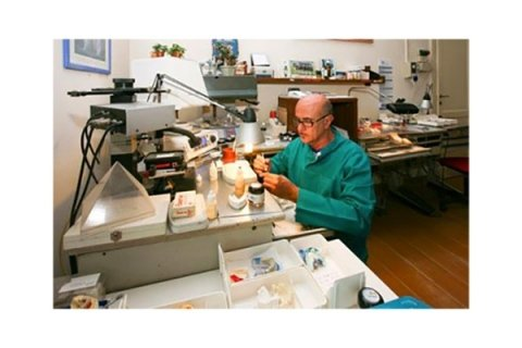 protesi porcellana