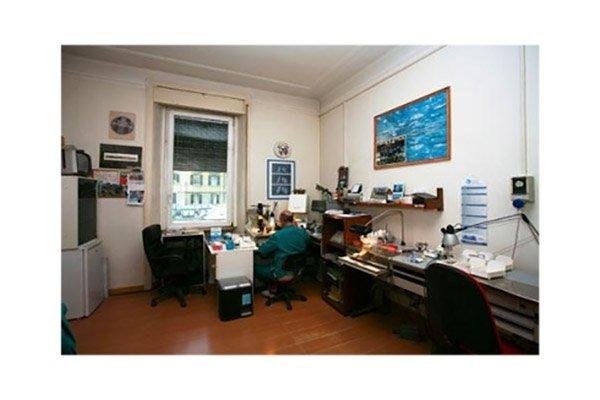 il laboratorio