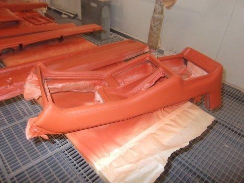 colorazione sedili auto, lavaggio tappezzeria