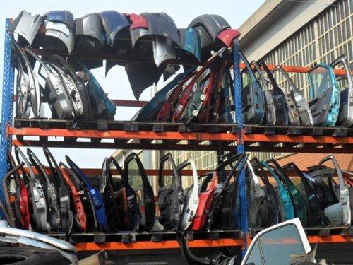 assortimento portiere auto usate