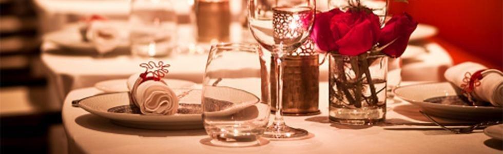 coperto tavolo ristorante