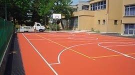 manutenzione campi da tennis