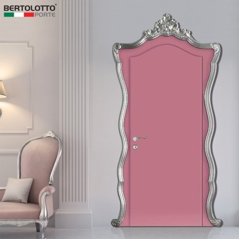 Bertolotto Porte - fashion chapeau rosa