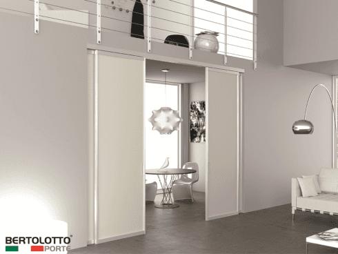 Bertolotto Porte - Bikoncept plana soffitto
