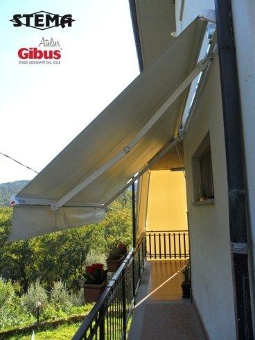 tende per terrazzi, tende in materiali resistenti, tende da esterni di qualità