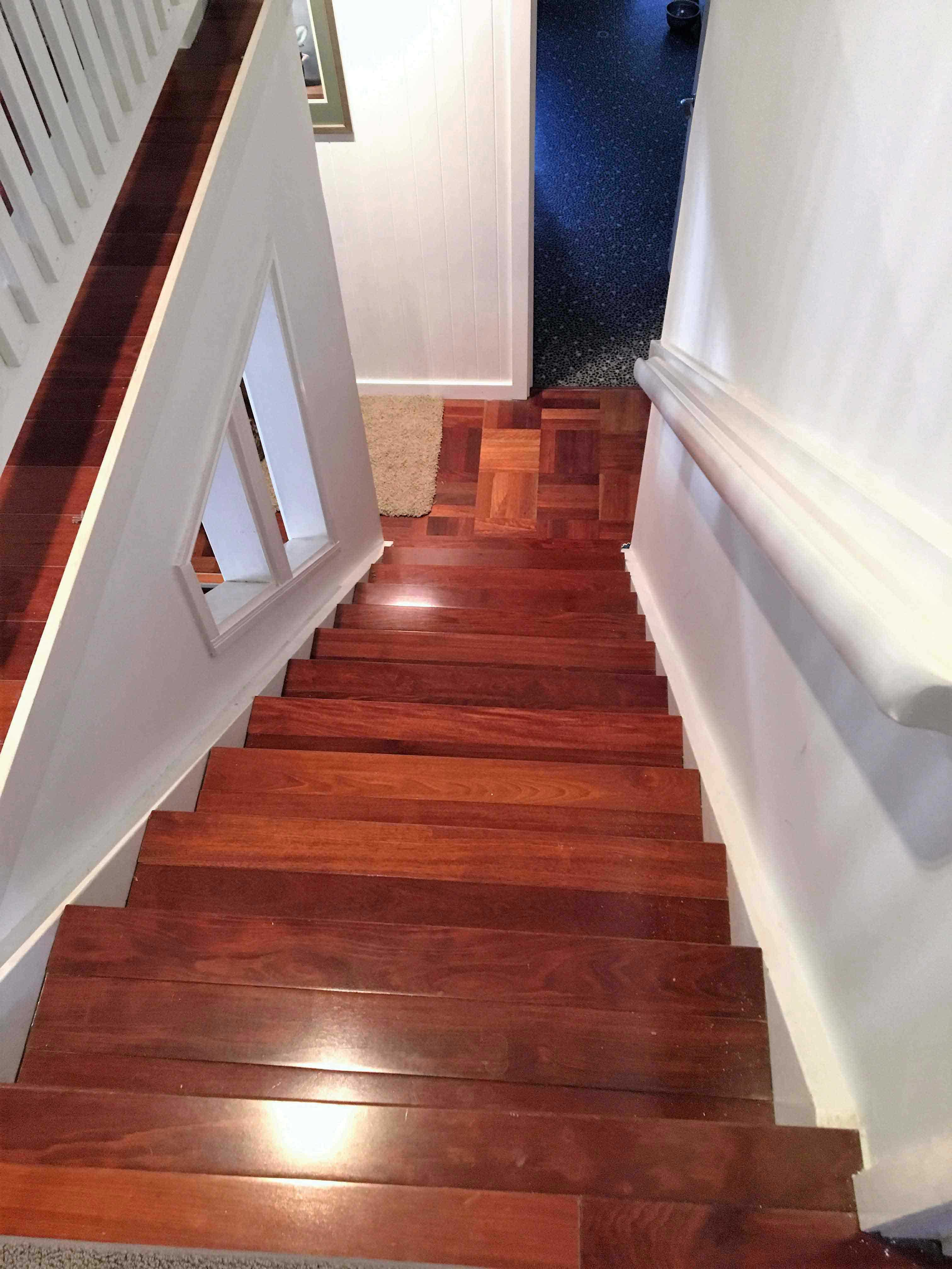 55 Floorz Carpet Installations Gold Coast Brown Stairs White Wall