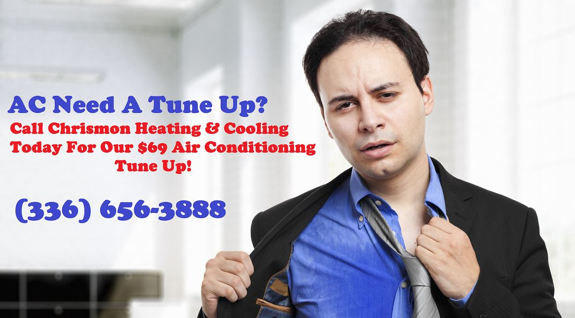 heating repair Greensboro, NC