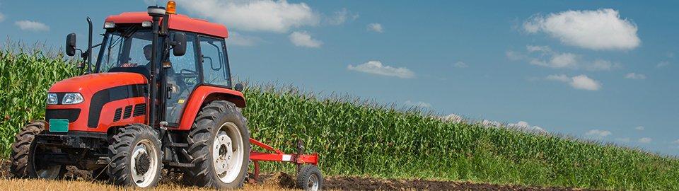 Agri machinery hire