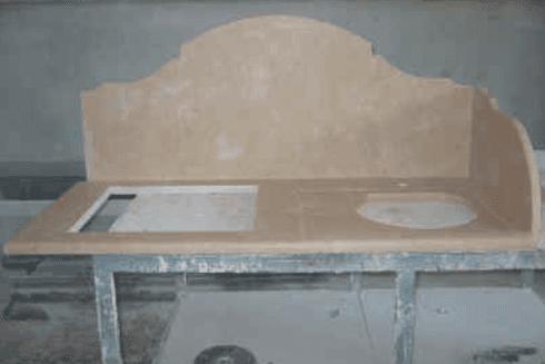 lavabi in granito