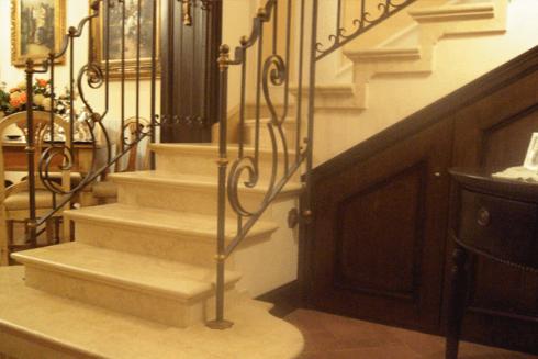 rivestimenti scale da interno
