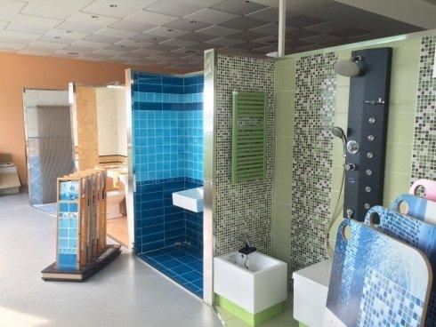 Esposizione sala mostra Idroclima