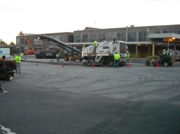 Asphalt Paving Contractor Cleveland, OH