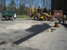 Parking Lot Maintenance Cleveland, OH