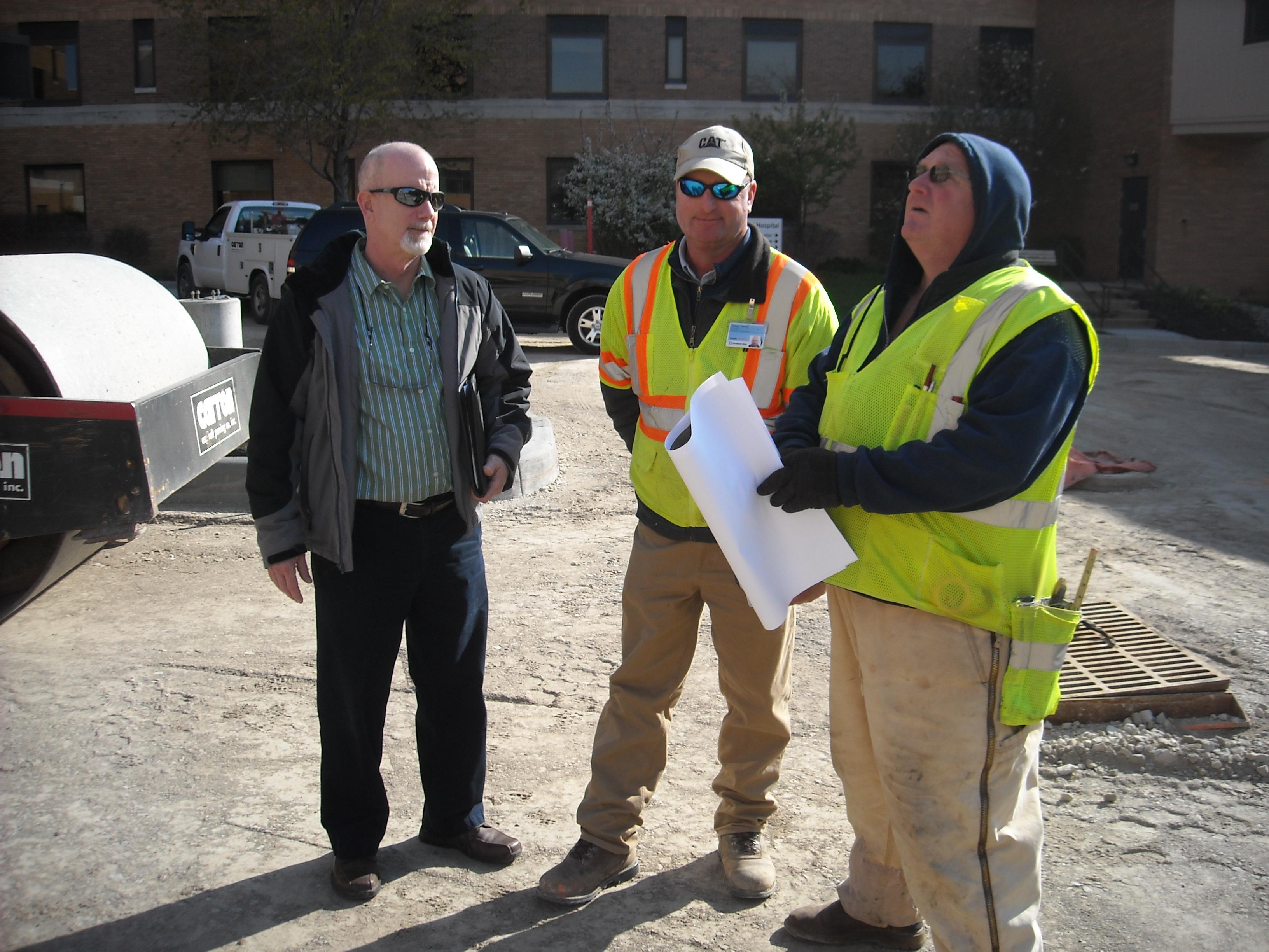Construction Site Development Cleveland, OH