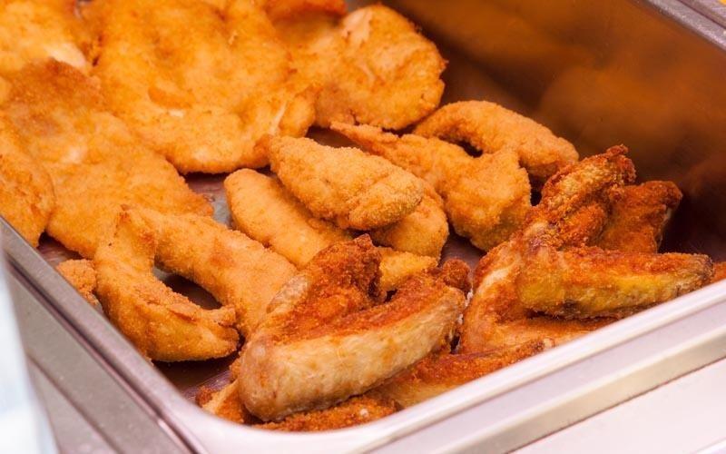 Stuzzichini di pollo Bari