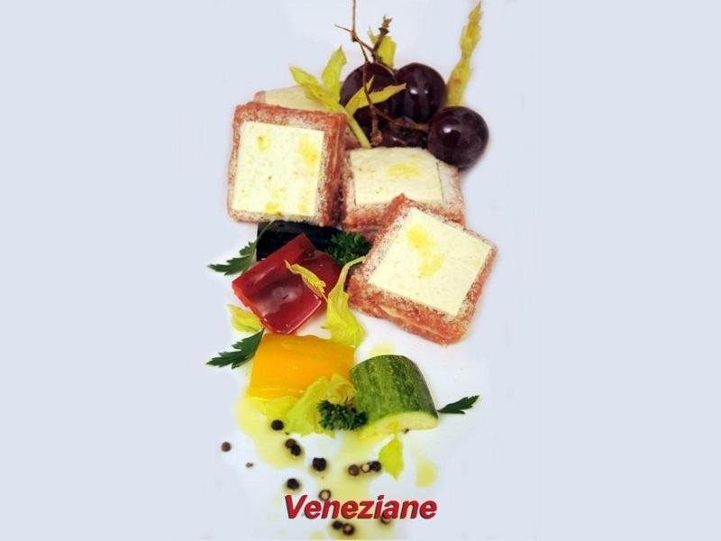 veneziane pollo