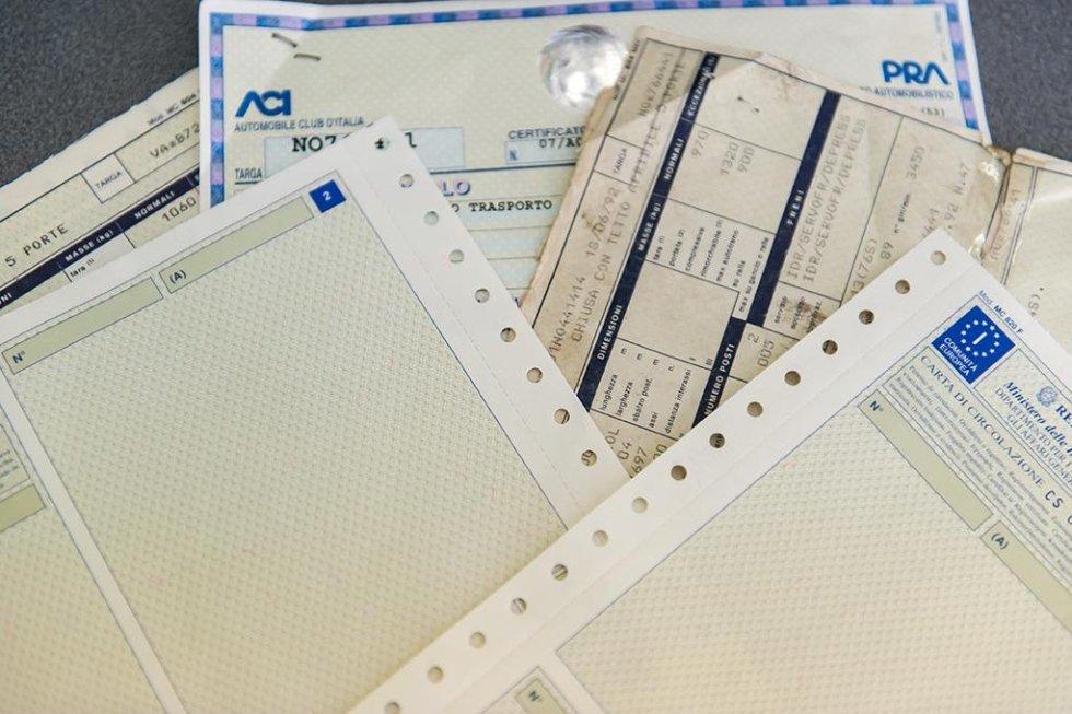 documenti patente