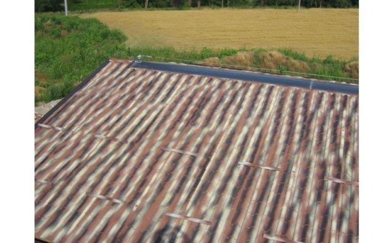 tetto tegolato