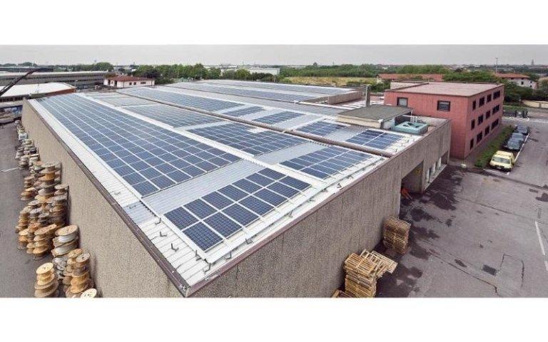 lastra fotovoltaica