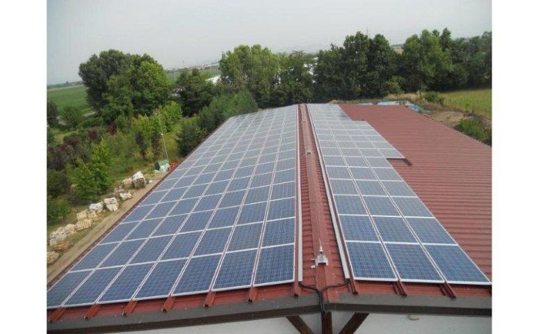 fotovoltaico vivaio