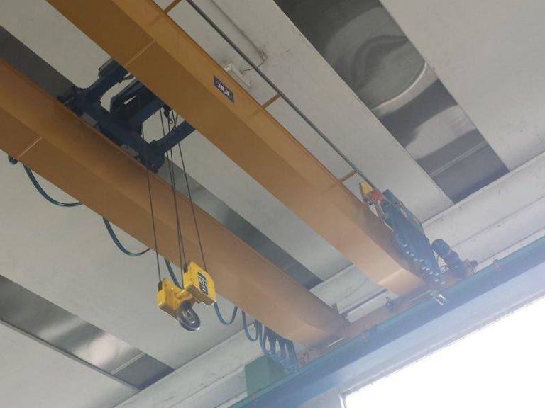 Installazione carroponte