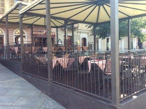 mangiare all'aperto, locale esterno, location ideale