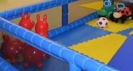 parco giochi gonfiabili, ludoteca, intrattenimento bambini