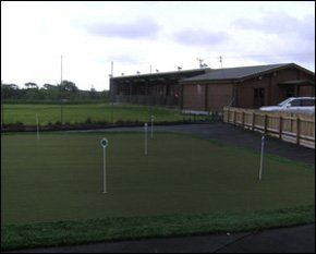 Golf driving range - Peterhead, Aberdeenshire - Berryhill Driving Range - Driving range